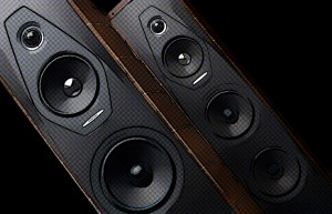 Sonus Faber Olympica Loudspeakers pays homage to a monumental theater in Vicenza, Italy