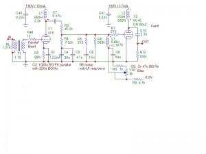 schema pre phono 416