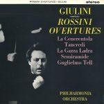 Carlo Maria Giulini - Rossini Overtures