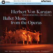 Herbert Von Karajan - Philharmonia Orchestra - Ballet Music From The Operas