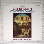 Musica Antiqua - Vivaldi - Concerti Da Camera