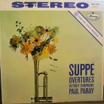 Paul Paray Franz von Suppe Overture
