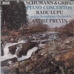Radu Lupu - Shumann-Grieg